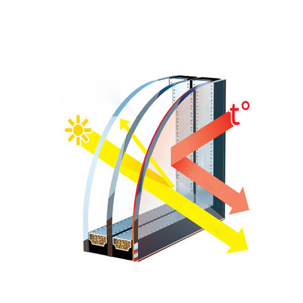 Стеклопакеты энергосберегающие низкоэмиссионные