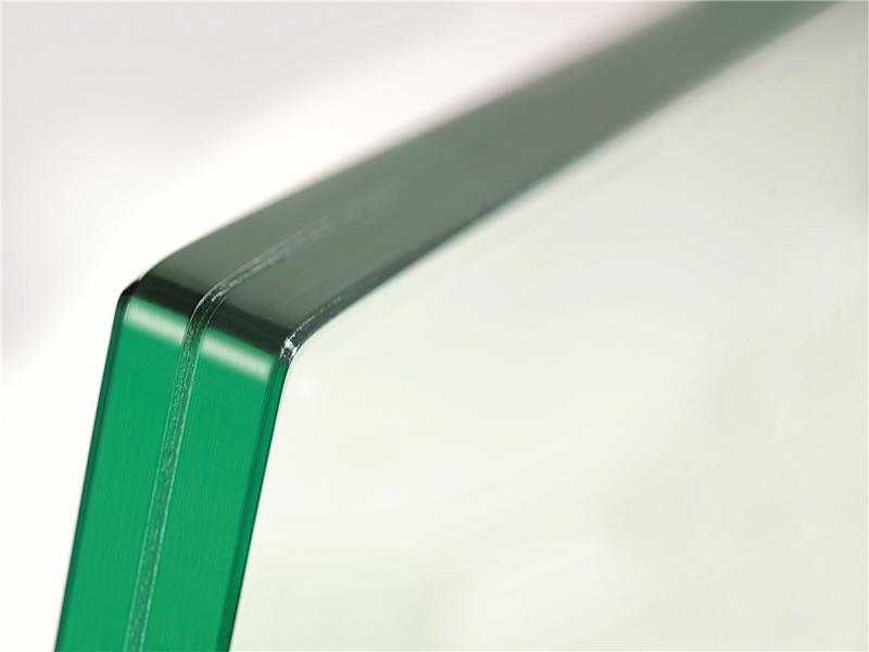 Обработка кромки стекла триплекс