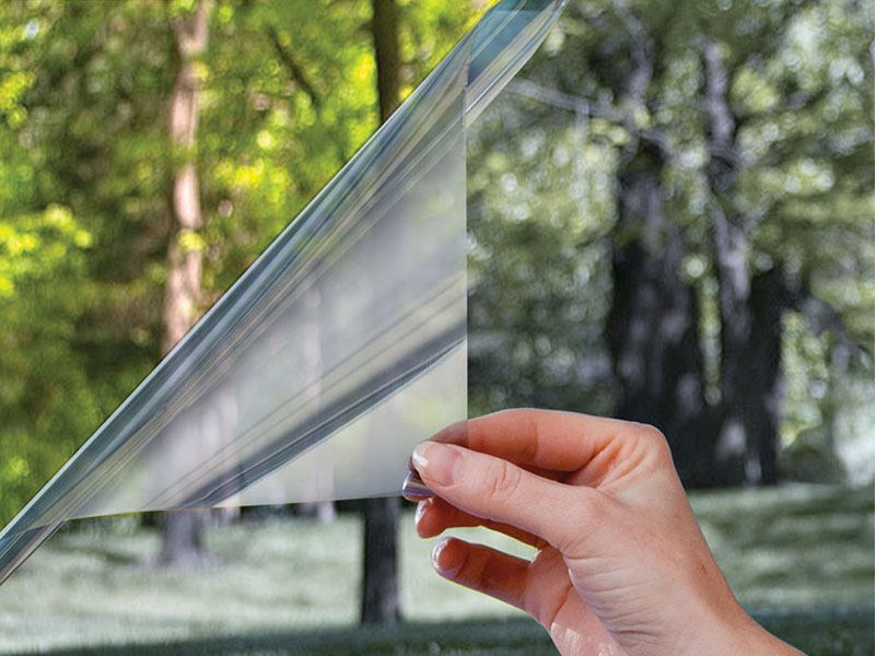 Архитектурная пленка для стекла