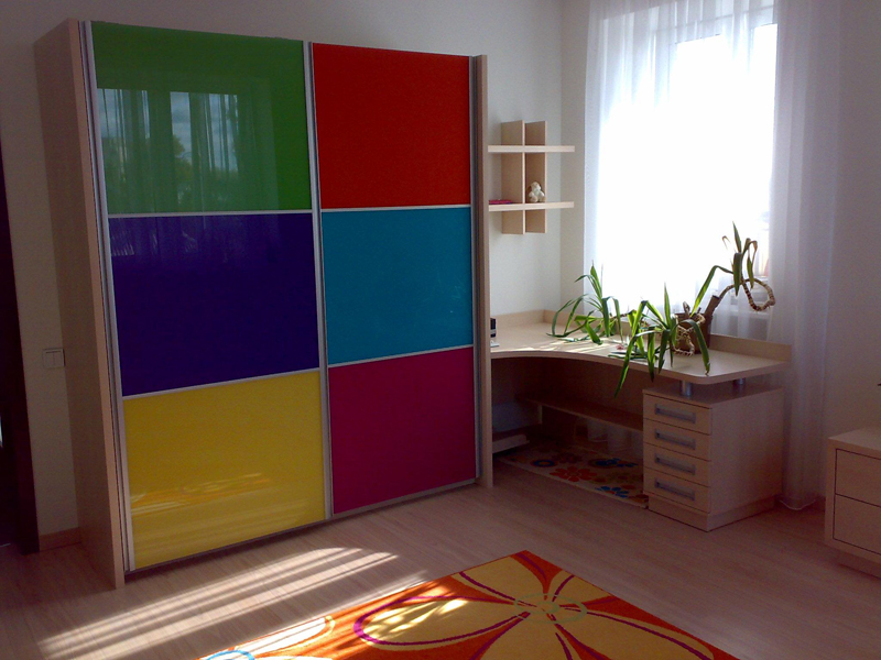 Цветная пленка для стекла