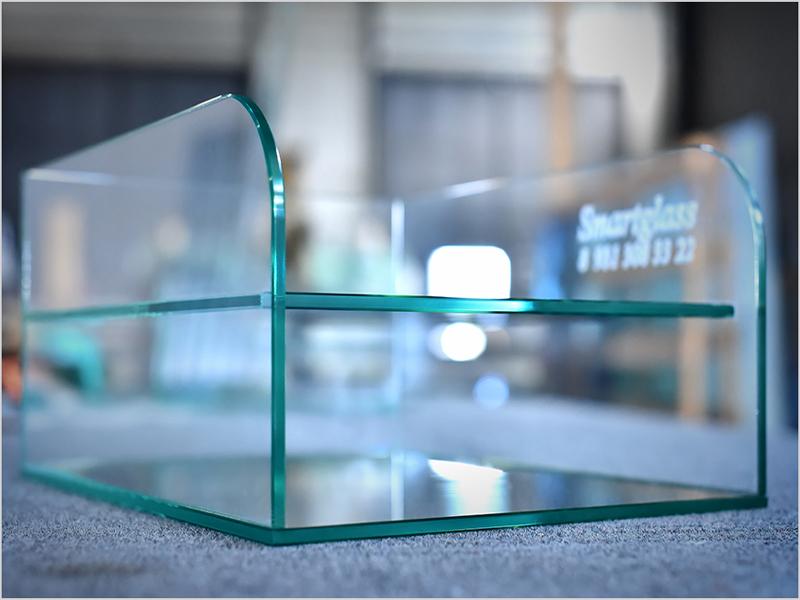УФ-склейка стекла